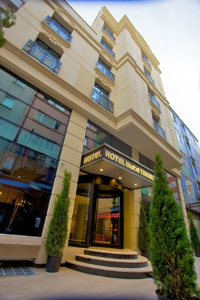 Hotel istanbul trend istanbul laleli for Hotels in istanbul laleli area